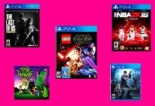Top 5 PS4 Deals (up to 56% Off): NBA, Resident Evil 4, LEGO Star Wars, etc. Clapway