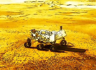 China To Reveal Aliens on Mars Clapway
