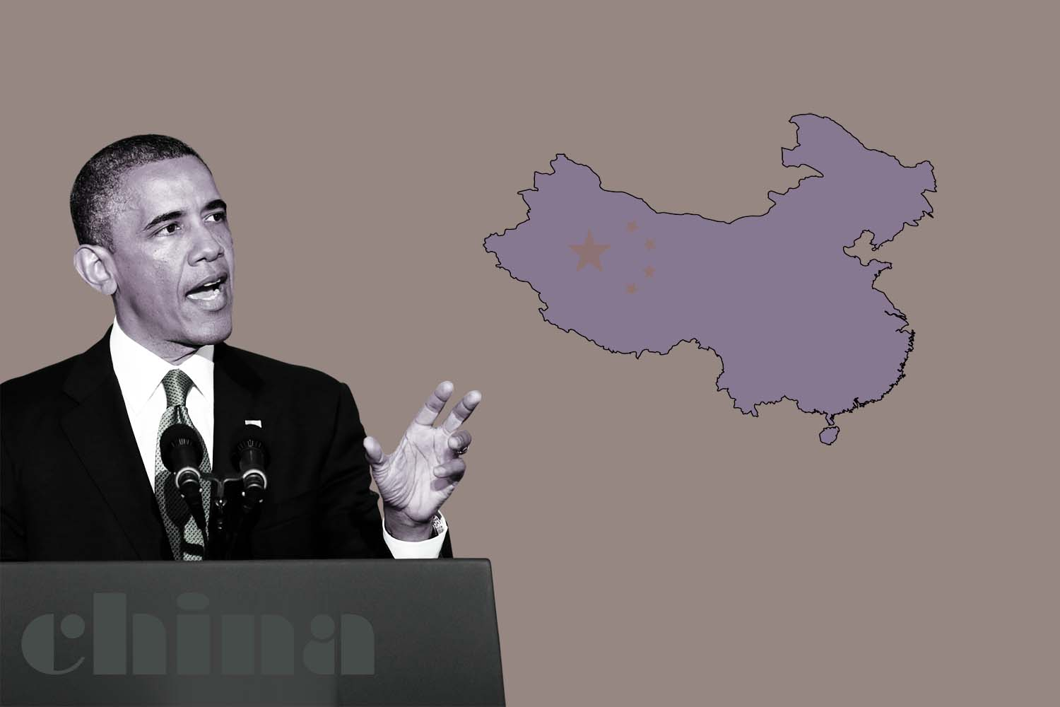 Barack Obama Invests In China