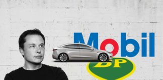 Elon Musk And Tesla Are Taking Down BP And Mobil Soon